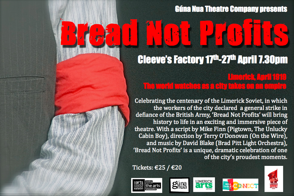 BREAD NOT PROFITS